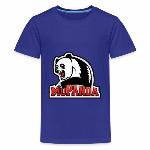 MoPanda Logo - Teenager Premium T-Shirt