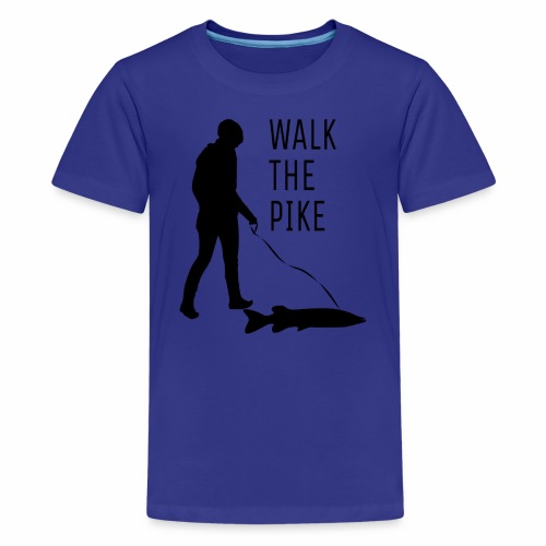 Walk The Pike - Teenager Premium T-Shirt