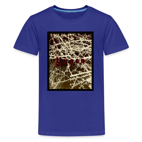 Yugen shirt - Camiseta premium adolescente