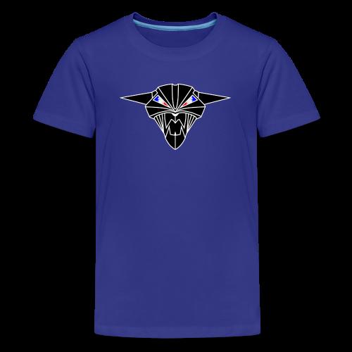 BIONIC DEVIL CAT - T-shirt Premium Ado