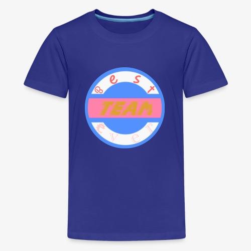 Mist K designs - Teenage Premium T-Shirt