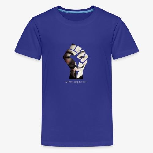 Foot soldier - Teenage Premium T-Shirt