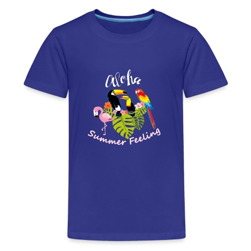 Summer Feeling - Teenager Premium T-Shirt