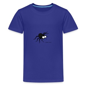 Spinne - Teenager Premium T-Shirt
