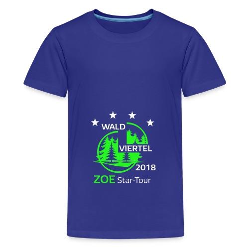 ZOE Treffen Waldviertel 2018 - Teenager Premium T-Shirt
