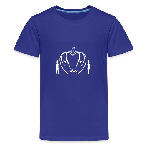 Non aver paura dell'amore... WHITE - Maglietta Premium per ragazzi