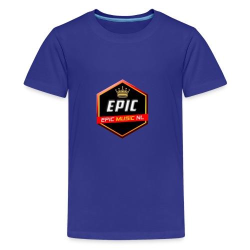 Epic Music NL - Teenager Premium T-shirt