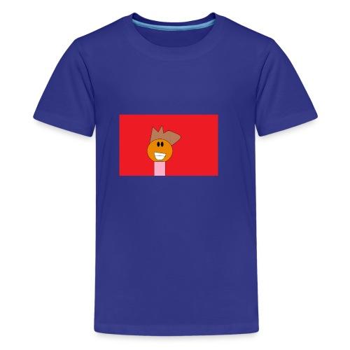 Reese Monett Merch - Teenage Premium T-Shirt