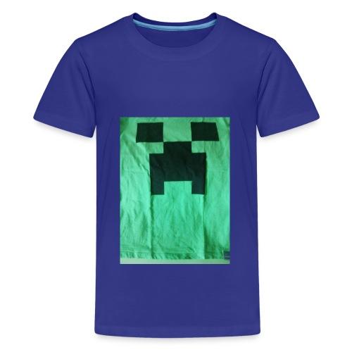 IMG 20180720 WA0000 - Teenager Premium T-Shirt