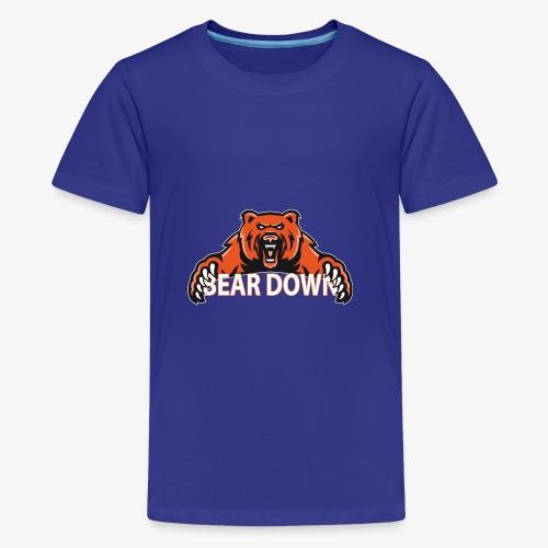 Bear down - Teenager Premium T-Shirt
