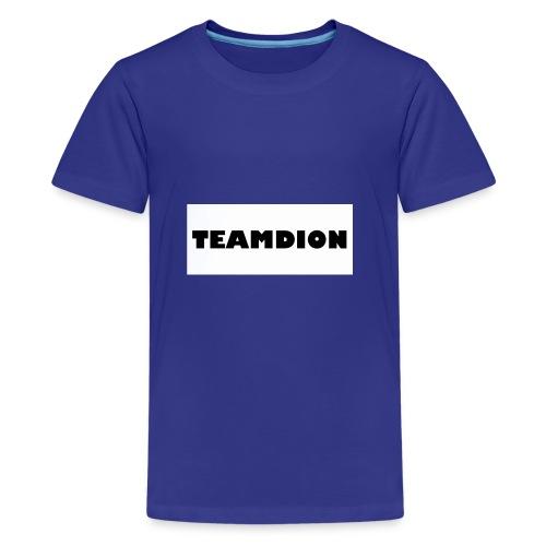 25258A83 2ACA 487A AC42 1946E7CDE8D2 - Teenage Premium T-Shirt