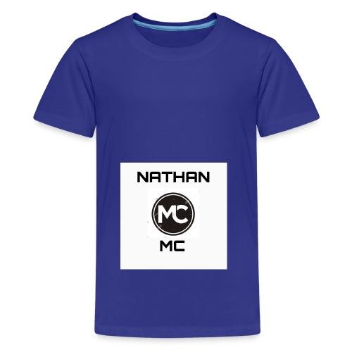 Nathan mc Phonecase - Teenage Premium T-Shirt
