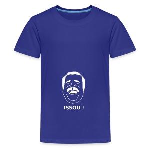 issou blanc - T-shirt Premium Ado