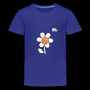 Pizzaflower Edition - Teenager Premium T-Shirt