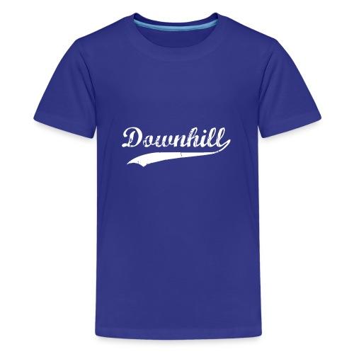 DHDLX CT Logo - Teenager Premium T-Shirt