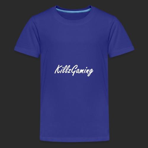 Killzgaming - Teenage Premium T-Shirt