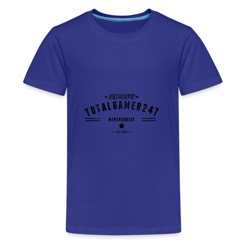 TotalGamer247 Merchandise - Teenage Premium T-Shirt