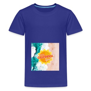 California Spirit Surfin - T-shirt Premium Ado