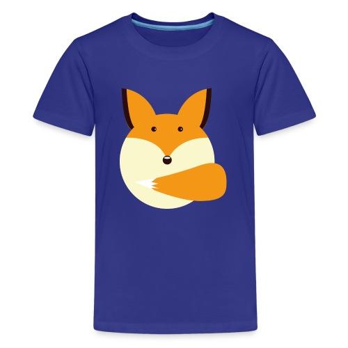 Fuchs Norbi - Teenager Premium T-Shirt