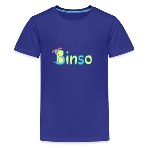Ich BINSO Tshirt Kids - Teenager Premium T-Shirt