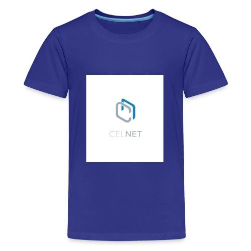 CELNET - T-shirt Premium Ado