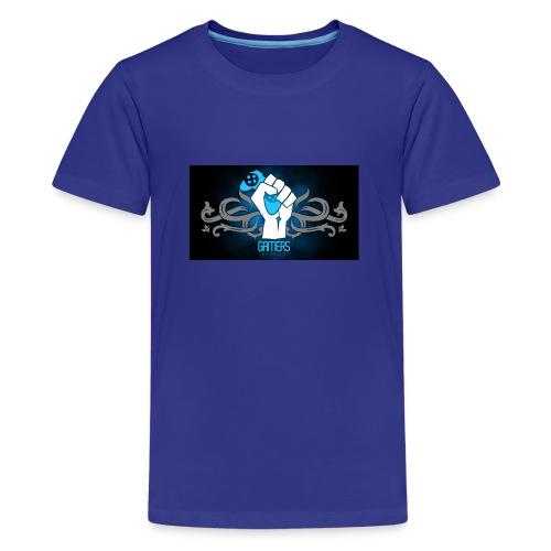 Pro gamers - Teenage Premium T-Shirt