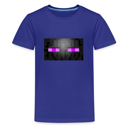 the enderman - T-shirt Premium Ado
