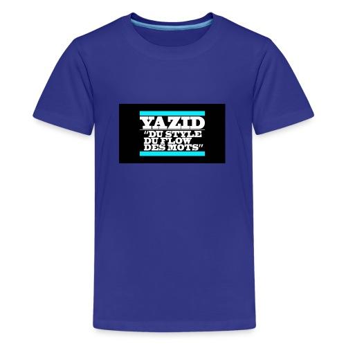 jdfcrea serie 1 - T-shirt Premium Ado