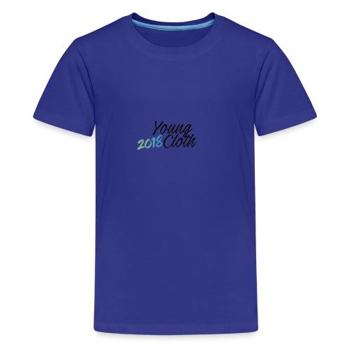 Young Cloth 2018 - T-shirt Premium Ado