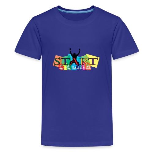 Ciconia Start - Maglietta Premium per ragazzi