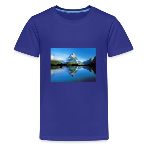 paysages de reve 05 - T-shirt Premium Ado