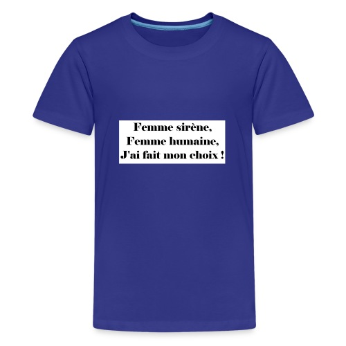 Ariel - T-shirt Premium Ado