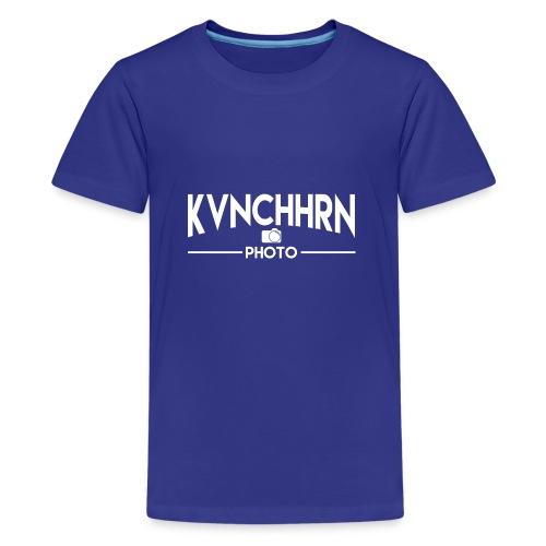 KVNCHHRN - Teenager Premium T-Shirt