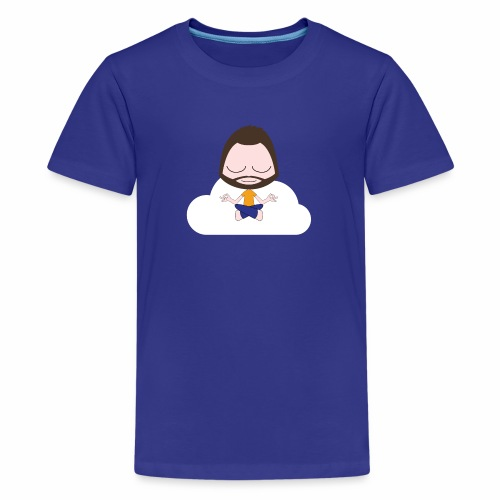 Clear Mind - Teenage Premium T-Shirt