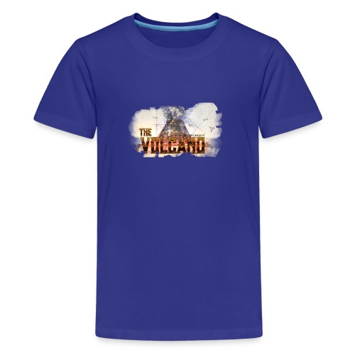 TheVolcano - Teenage Premium T-Shirt