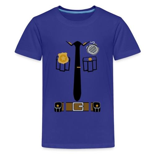 Police Patrol - Teenage Premium T-Shirt