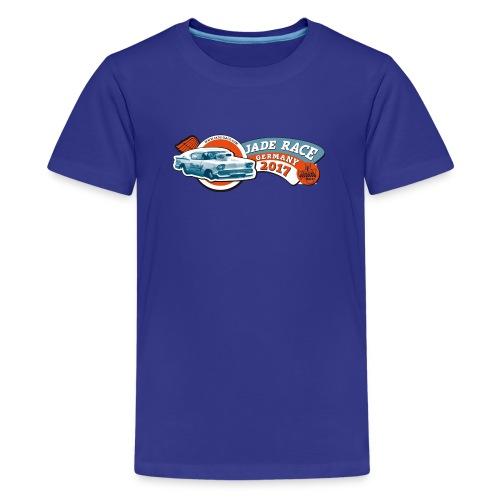 Jade Race 2017 - Teenager Premium T-Shirt
