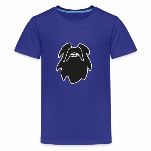 Parta Games Logo T-Shirt - Teinien premium t-paita