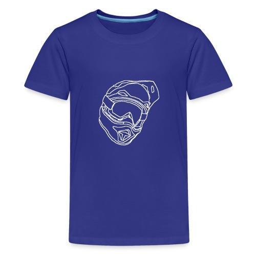 crosshelm - Teenager Premium T-Shirt