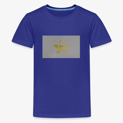 Star Merch - Teenage Premium T-Shirt