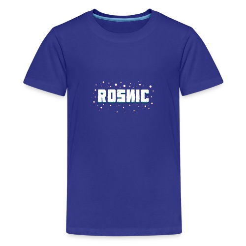 Rosnic Wit - Teenager Premium T-shirt