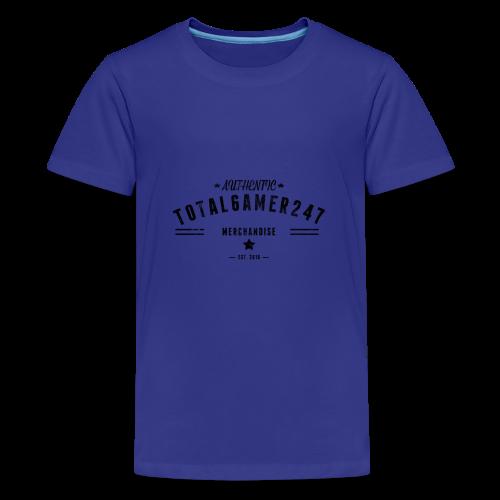 TotalGamer247 Merchandise - Teenage Premium T-Shirt