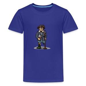 Jean le Pirate - T-shirt Premium Ado