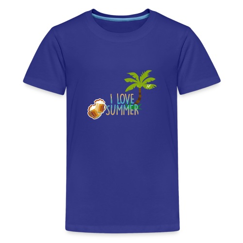 NF - Summer - T-shirt Premium Ado