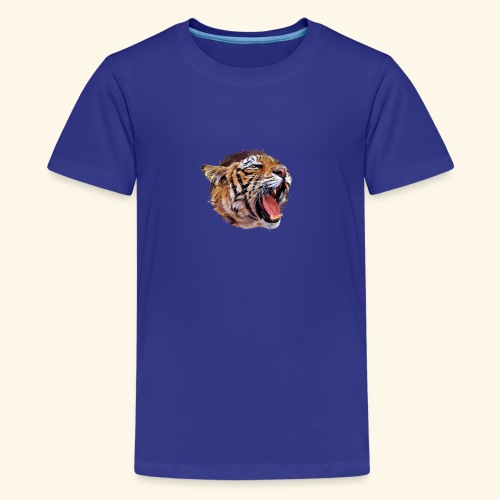BOB LE TIGRE - T-shirt Premium Ado