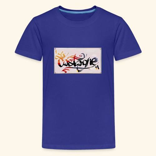la castagne - T-shirt Premium Ado