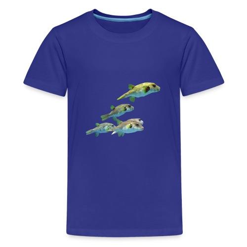 Fische - Teenager Premium T-Shirt