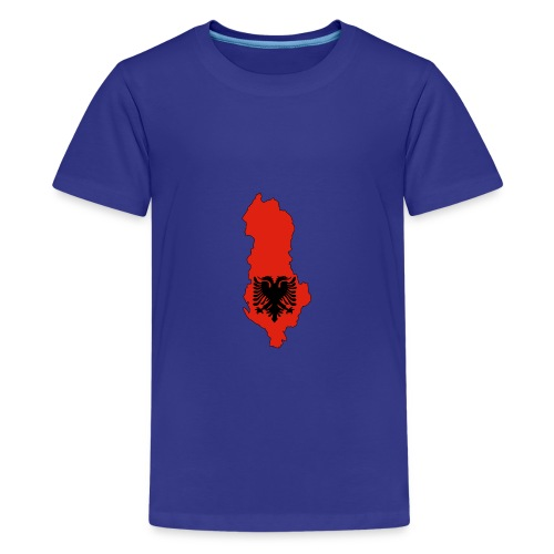Albania - T-shirt Premium Ado