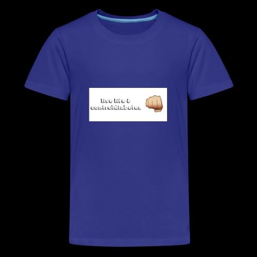 Lifisgod - Teenage Premium T-Shirt