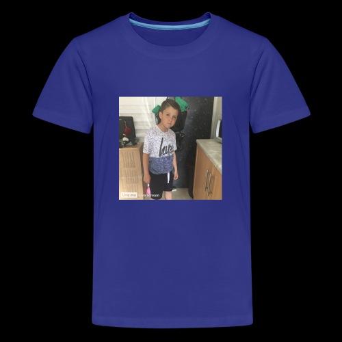 IMG 0463 - Teenage Premium T-Shirt